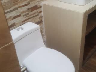 Cads arquitectos BathroomSinks Concrete Beige