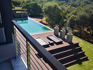House Tredenham, Free State, South Africa by Smit Architects Modern