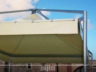 METEXA SAS Garden Greenhouses & pavilions Komposit Kayu-Plastik
