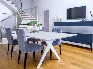 Giulia Nicole 餐廳椅子與長凳