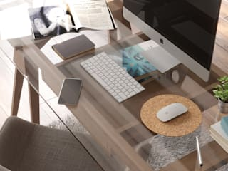 Office Go4cork Modern study/office Cork