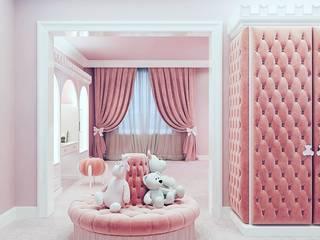 Giulia Nicole 臥室