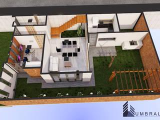 Umbral arquitectura y construccion บ้านและที่อยู่อาศัย