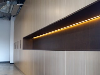 Maquiladora de Muebles Offices & stores Wood Wood effect