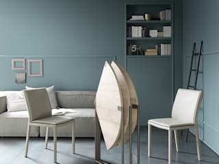 Mobili a Colori Modern dining room Engineered Wood Wood effect