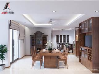 وحدات مطبخ تنفيذ Nội Thất An Lộc, حداثي