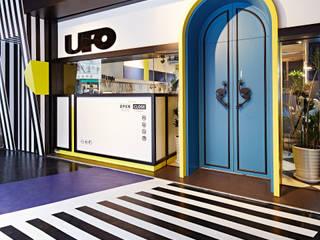 U . F . O 根據 安提阿設計有限公司 隨意取材風