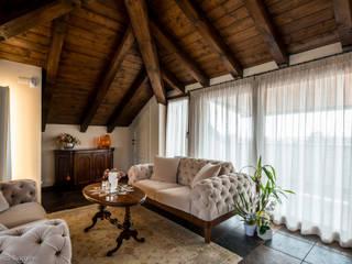 Tende da interno Brianzatende Finestre & PorteTende Bianco