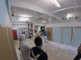 Formation à la peinture airless 2019 Centres commerciaux modernes par Airless Discounter Moderne