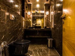 S Residence:  Bathroom by Design Radiance,