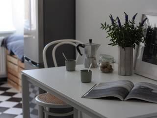 Studio Mosbech 廚房 木頭