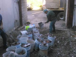 Remodelación piso en Cuautitlan Izcalli de GAD pisos, locetas y azulejos