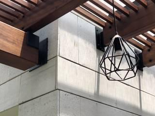 HOUSE PDS C9 Modern Terrace by DE LEON PRO Modern