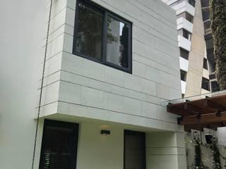facade DE LEON PRO Modern houses
