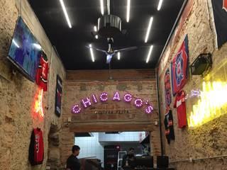 Nhà hàng theo De León Profesionales, Hiện đại