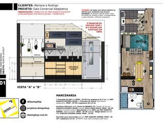 EXECUTIVO DE INTERIORES por Design4Up