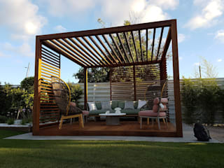 by Luxury Pergolas