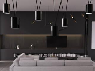 VICMA-design 现代客厅設計點子、靈感 & 圖片