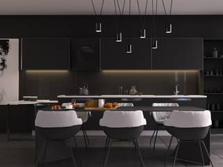 Comedores de estilo moderno de VICMA-design Moderno