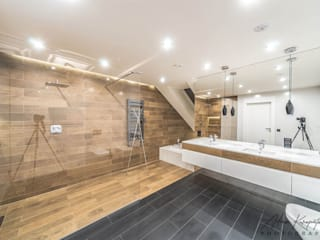 Modern Bathroom by Archi group Adam Kuropatwa Modern