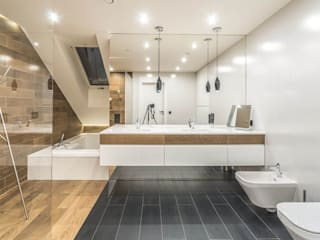 Archi group Adam Kuropatwa Modern Bathroom