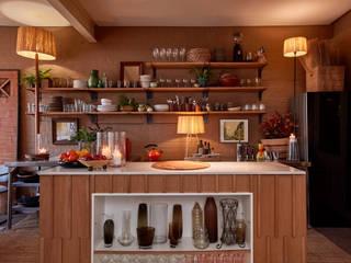 Liam Mooney studio Kitchen