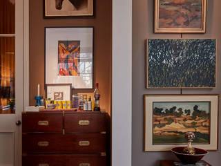 Liam Mooney studio Living room