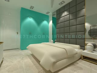 Luxury residence Classic style bedroom by The 7th Corner Interior Classic