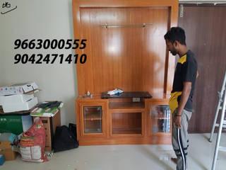 modern  by balabharathi pvc interior design, Modern