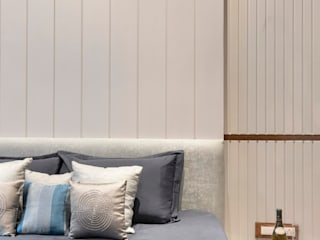 Singhal Residence Modern style bedroom by Studio Goya Modern