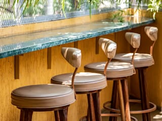 Tea Villa Cafe by Studio Goya Colonial
