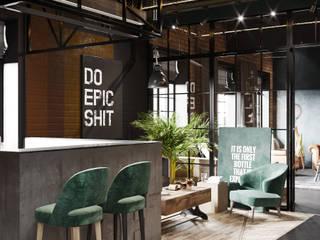 Loft 199 от Cartelle Design Лофт