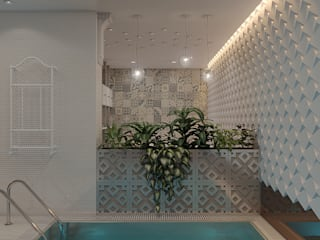 Piscines  de style  par Wide Design Group,