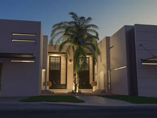 Tropical style houses by 3D Treatment Tropical