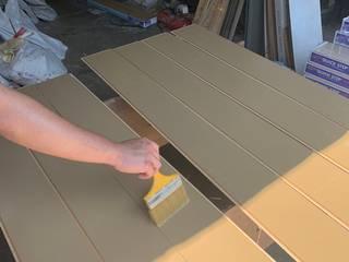 木地板及裸木部分 甲醛去除: 不拘一格  by 藝淨·除醛家 除甲醛 專業公司, 隨意取材風