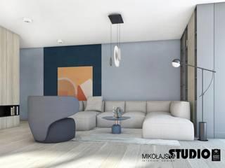 MIKOŁAJSKAstudio Living room