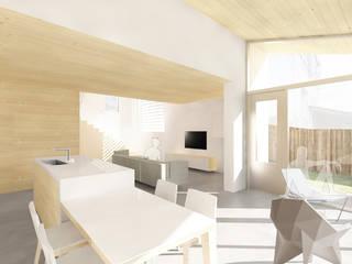 Reforma interior de vivienda en Vigo LIQE arquitectura