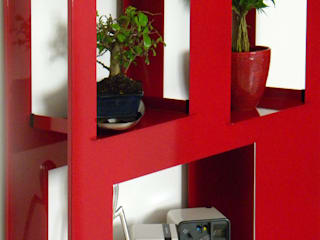Caoscreo Living roomTV stands & cabinets Metal