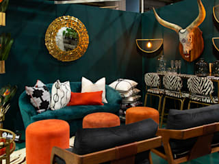 Decorex South Africa Locais de eventos modernos por Sian Kitchener homify Moderno