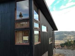 Casa Las Yuntas de Buchupureo : Casas unifamiliares de estilo  por MMS Arquitectos, Moderno