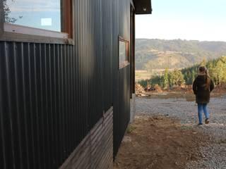 Casa Las Yuntas de Buchupureo : Casas de campo de estilo  por MMS Arquitectos, Moderno