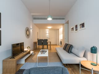 Apartment in Lisbon's golden area Getin - Architecture and Interior design Living roomAccessories & decoration