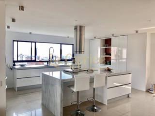 Remodelación Penthouse de Le Caprice Moderno