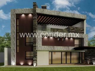 LAS COLINAS 1 de CONDER S.A. de C.V. Moderno
