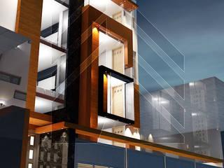 de Umbral arquitectura y construccion Minimalista