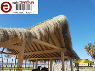 PERGOLAS LUXURY Bares y clubs de estilo tropical