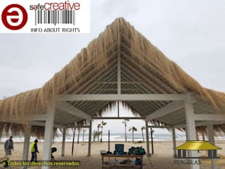 PERGOLAS LUXURY Bar & Club in stile tropicale