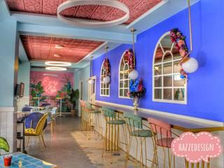 Hazzedesign – cafe tasarım:  tarz ,
