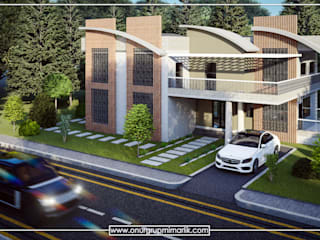 Villa 320 m2 Onur Grup Mimarlık Hizmetleri