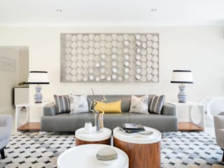 PORTFOLIO 2020 CLINT LEWIS DESIGNS Modern living room